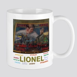 JOSHUA LIONEL COWEN, THE SPARKLER. Mug