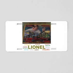 Joshua Lionel Cowen, The Sp Aluminum License Plate