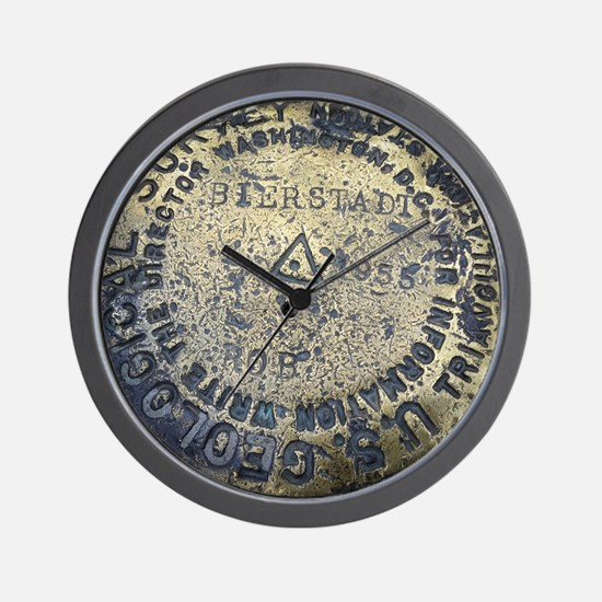 Mt. Bierstadt Fourteener Benchmark Survey Marker W