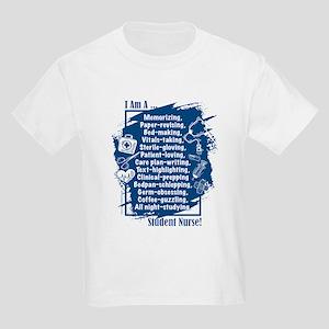 dea0d7e28ce Nursing Student Kids T-Shirts - CafePress