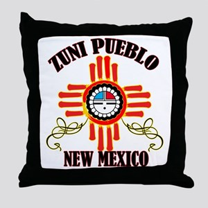 ZUNI PUEBLO Throw Pillow