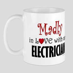 Madly In Love (Electrician) Mug