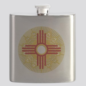 SUNBURST ZIA Flask