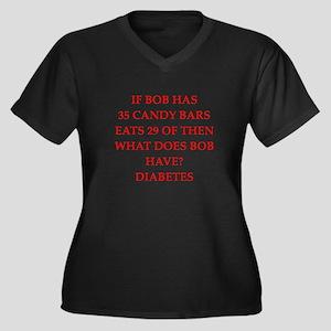 math joke Plus Size T-Shirt