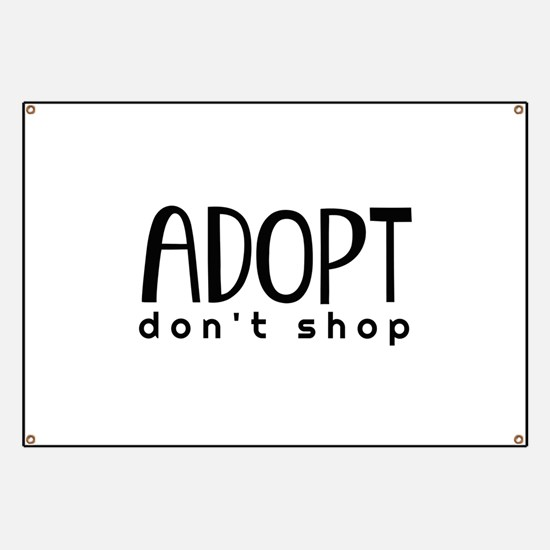 Adopt! Banner
