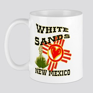 White Sands Love Mugs