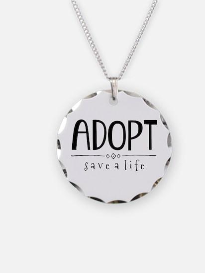 Adopt! Necklace