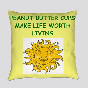 peanut,butter,cups Everyday Pillow