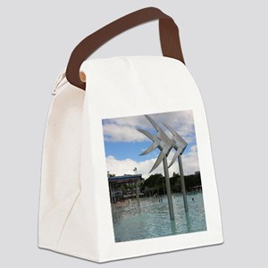 Cairns Australia Souvenir Photo Canvas Lunch Bag