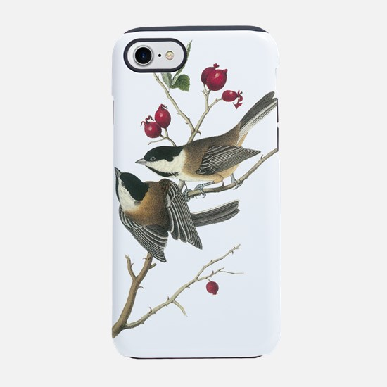 Black-capped Chickadee iPhone 8/7 Tough Case