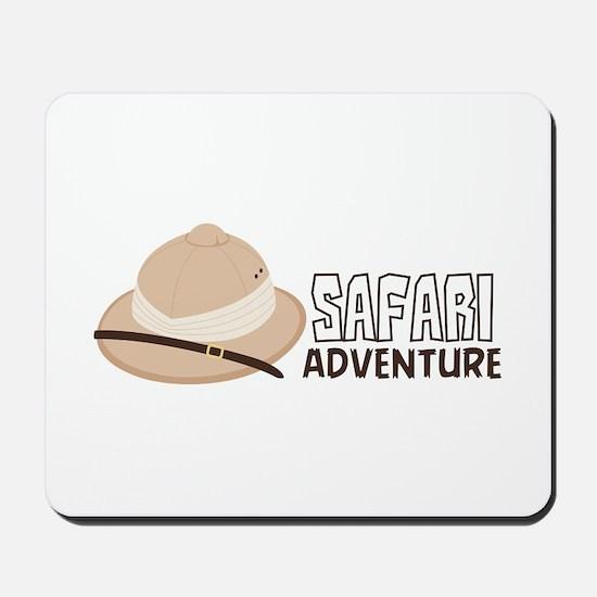 Safari Adventure Mousepad