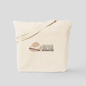 Safari Adventure Tote Bag