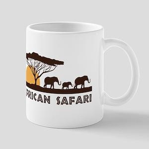African Safari Mugs