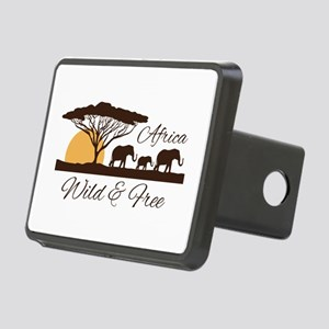 Wild & Free Hitch Cover