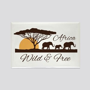 Wild & Free Magnets