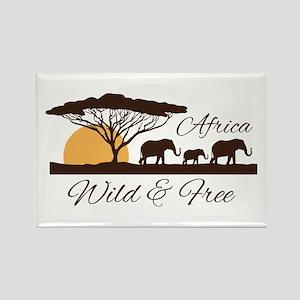 Wild & Free Magnets