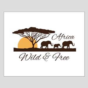 Wild & Free Posters