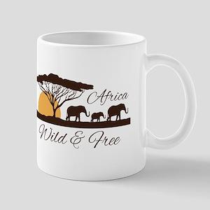 Wild & Free Mugs