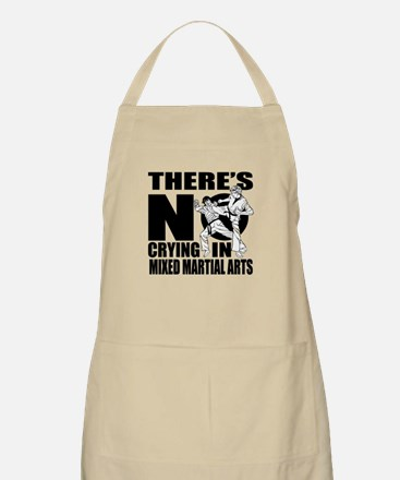 There Is No Crying In Mixed martial ar Light Apron
