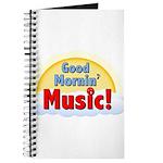 Good Mornin' Music! Journal