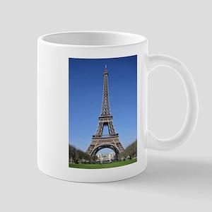 Eiffel Tower Mugs