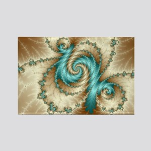 Your AquaTur Rectangle Magnet