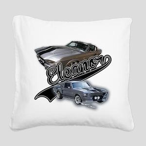 Eleanor Square Canvas Pillow