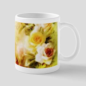 Autumn french roses Mugs