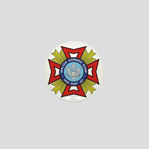Post 327 logo Mini Button