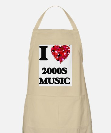 I Love My 2000S MUSIC Apron