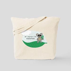 Koalified Tote Bag