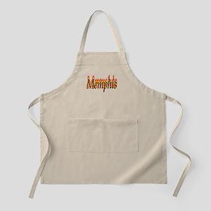 Memphis Flame Apron