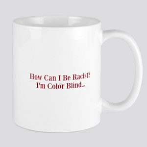 Colored Blind Mugs