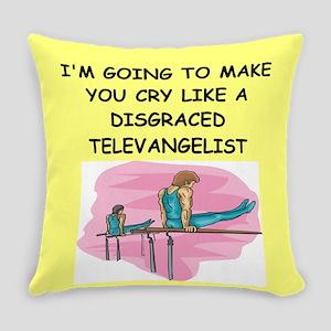gymnast Everyday Pillow