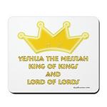 King Of Kings Mousepad