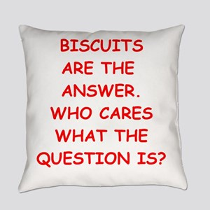 biscuits Everyday Pillow