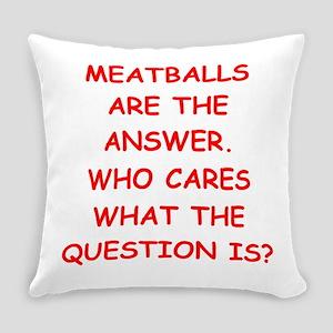 meatball Everyday Pillow