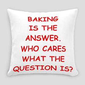 baking Everyday Pillow