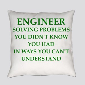 ENGINEER1 Everyday Pillow