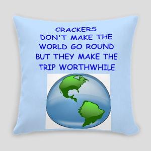 crackers Everyday Pillow