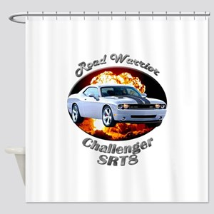 Dodge Challenger SRT8 Shower Curtain