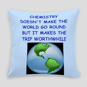 chemistry Everyday Pillow