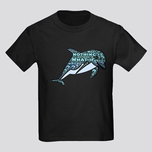 Zen dolphin: What if Nothing is Wrong? T-Shirt