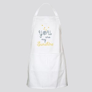 you are my sunshine Apron