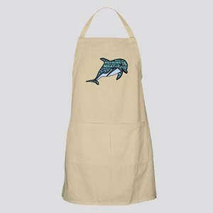 Zen dolphin: What if Nothing is Wrong? Apron