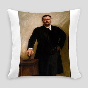 theodore roosevelt Everyday Pillow