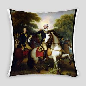 george washington Everyday Pillow