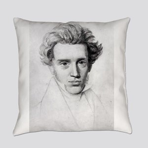 soren kierkegaard Everyday Pillow