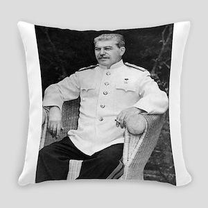 joseph stalin Everyday Pillow