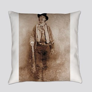 billy the kid Everyday Pillow